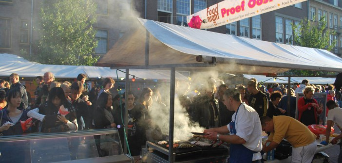 Food Night: eetfestival in Amsterdam Oost
