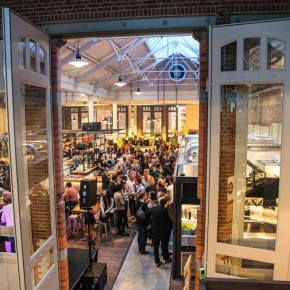 De Foodhallen in Amsterdam is open!