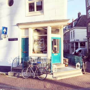 Back to Black: m'n favoriete koffiebar in hartje Amsterdam