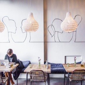 The Meets: healthy hotspot in De Pijp