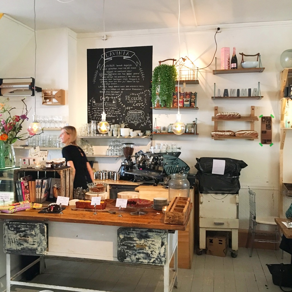 Lavinia Healthy Food Amsterdam